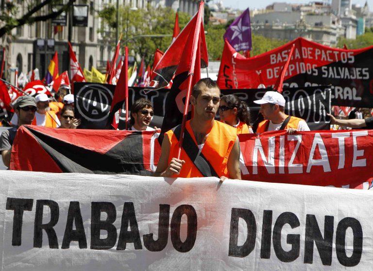 «Σπάει» όλα τα ρεκόρ η ανεργία στην Ισπανία – Πάνω από 4 εκατομμύρια οι άνεργοι | Newsit.gr