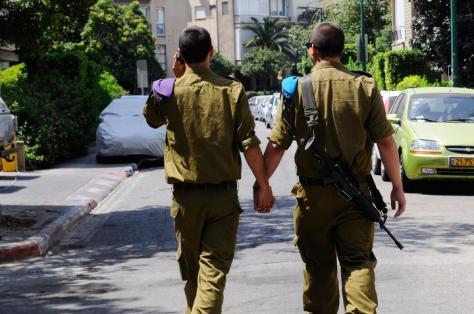 Φωτογραφία-επανάσταση για τις Ισραηλινές ΕΔ!Στηρίζουν επισήμως τους ομοφυλόφιλους στρατιώτες | Newsit.gr