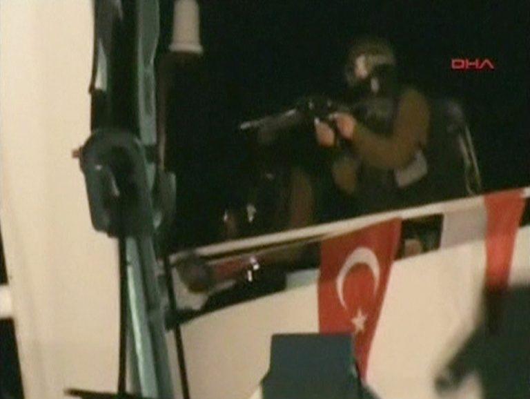 Ο ΟΗΕ ερευνά την επιδρομή στο «Στόλο της Ελευθερίας»   Newsit.gr