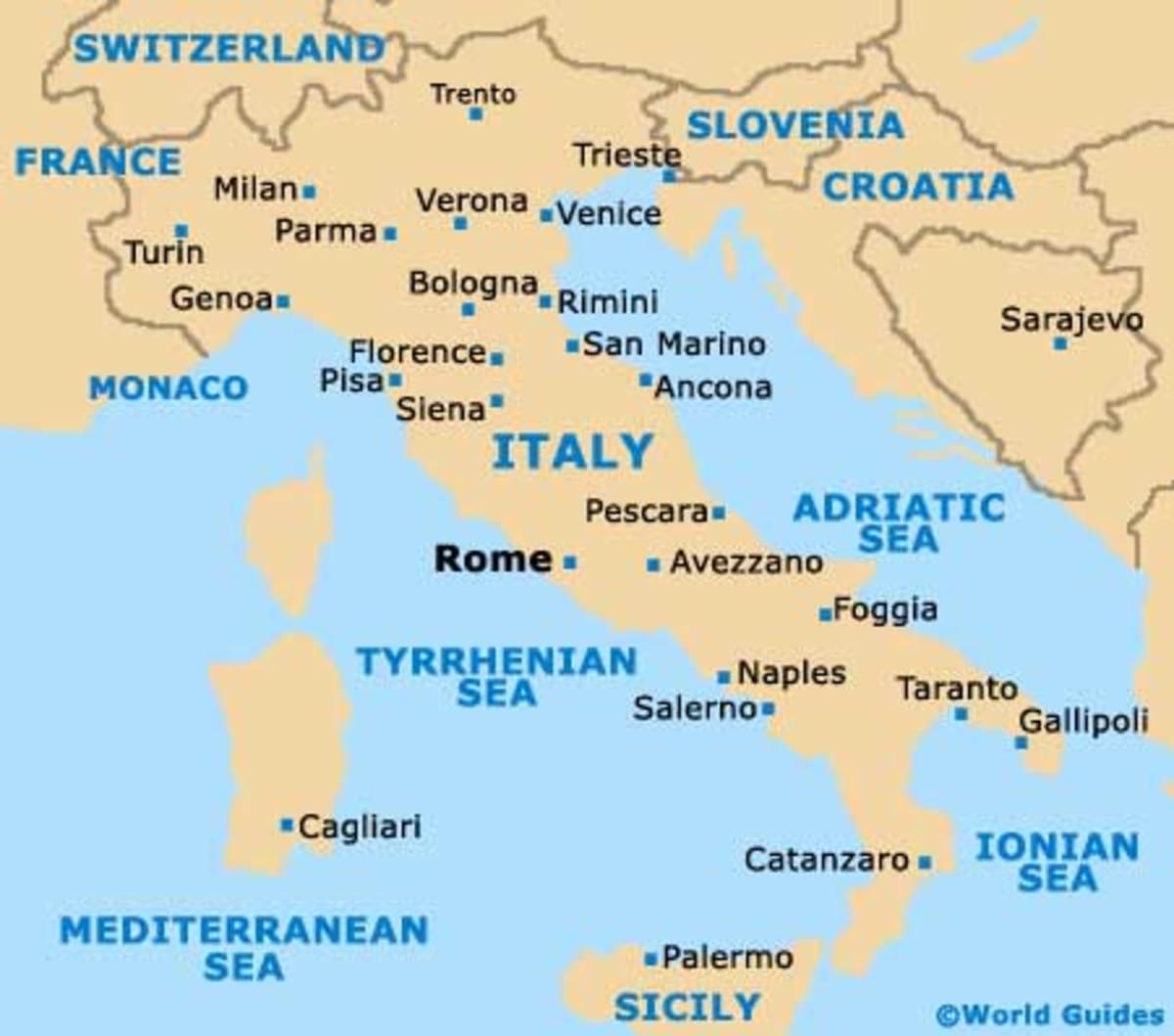 4,9 Ρίχτερ «ταρακούνησαν» τη βόρεια Ιταλία | Newsit.gr