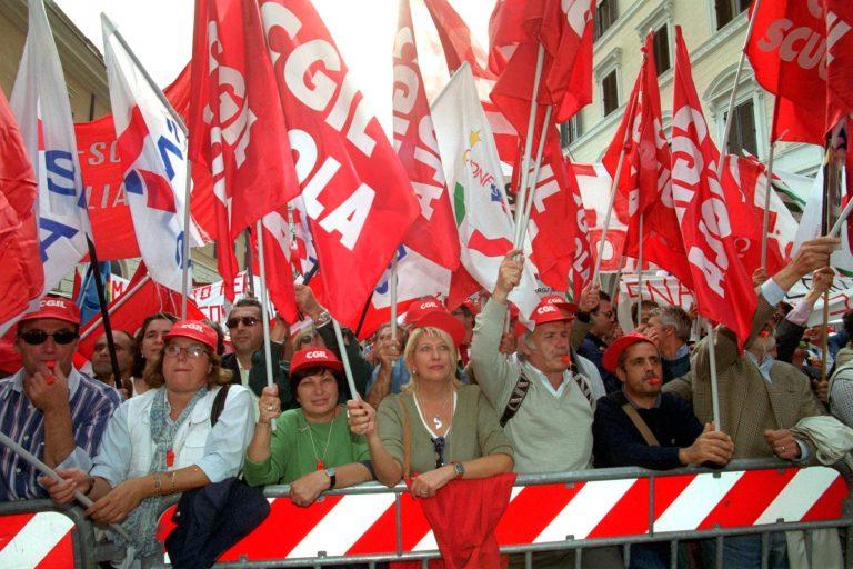 Στους δρόμους οι Ιταλοί κατά των μέτρων λιτότητας | Newsit.gr