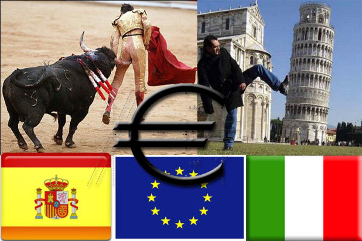 Ιταλία και Ισπανία έτοιμες για έξοδο από το ευρώ | Newsit.gr