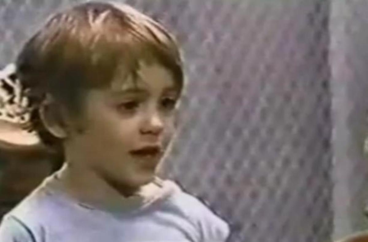 Είναι διάσημος ηθοποιός στην ηλικία των 5. Τον αναγνωρίζετε; | Newsit.gr