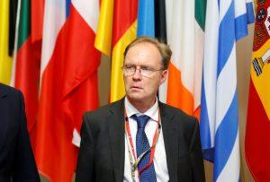 Τον… έφαγε το Brexit! Παραιτήθηκε ο Βρετανός πρεσβευτής στην ΕΕ