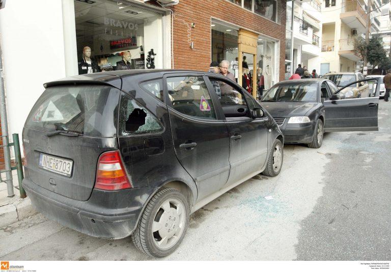 Θεσσαλονίκη: Έπιασαν 18χρονο για τα σπασμένα ΙΧ | Newsit.gr