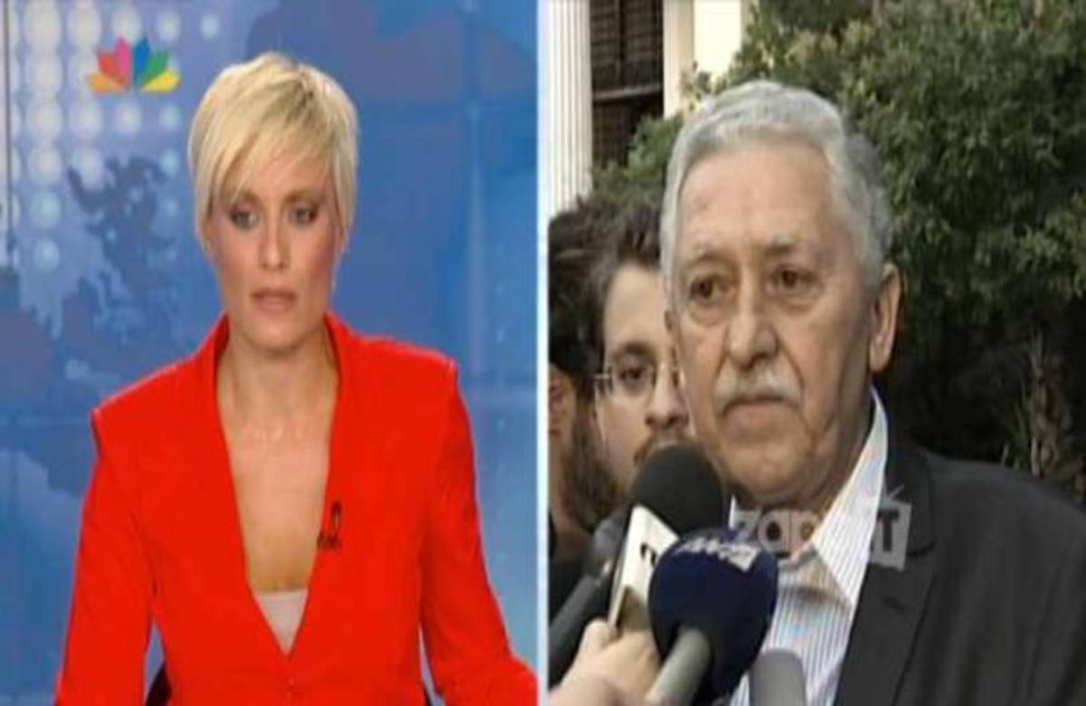 Κόπηκε η φωνή του Φώτη Κουβέλη στο κεντρικό δελτίο του Star! | Newsit.gr