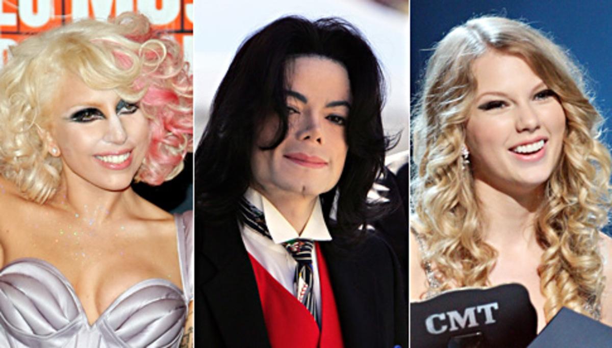 Όλα όσα έγιναν στα Αmerican Music Awards 2009… | Newsit.gr