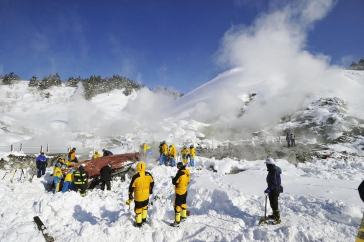 Χιονιάς σαρώνει και την Ιαπωνία, 56 νεκροί! | Newsit.gr