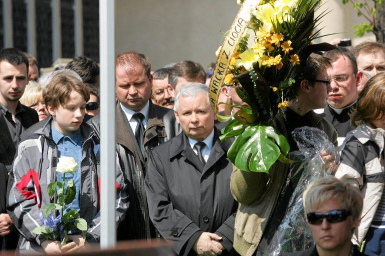 Η μητέρα του νεκρού Πολωνού προέδρου αγνοεί το θάνατό του! | Newsit.gr