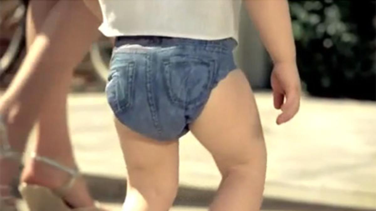 Τζην πάνες για cool μωρά   Newsit.gr