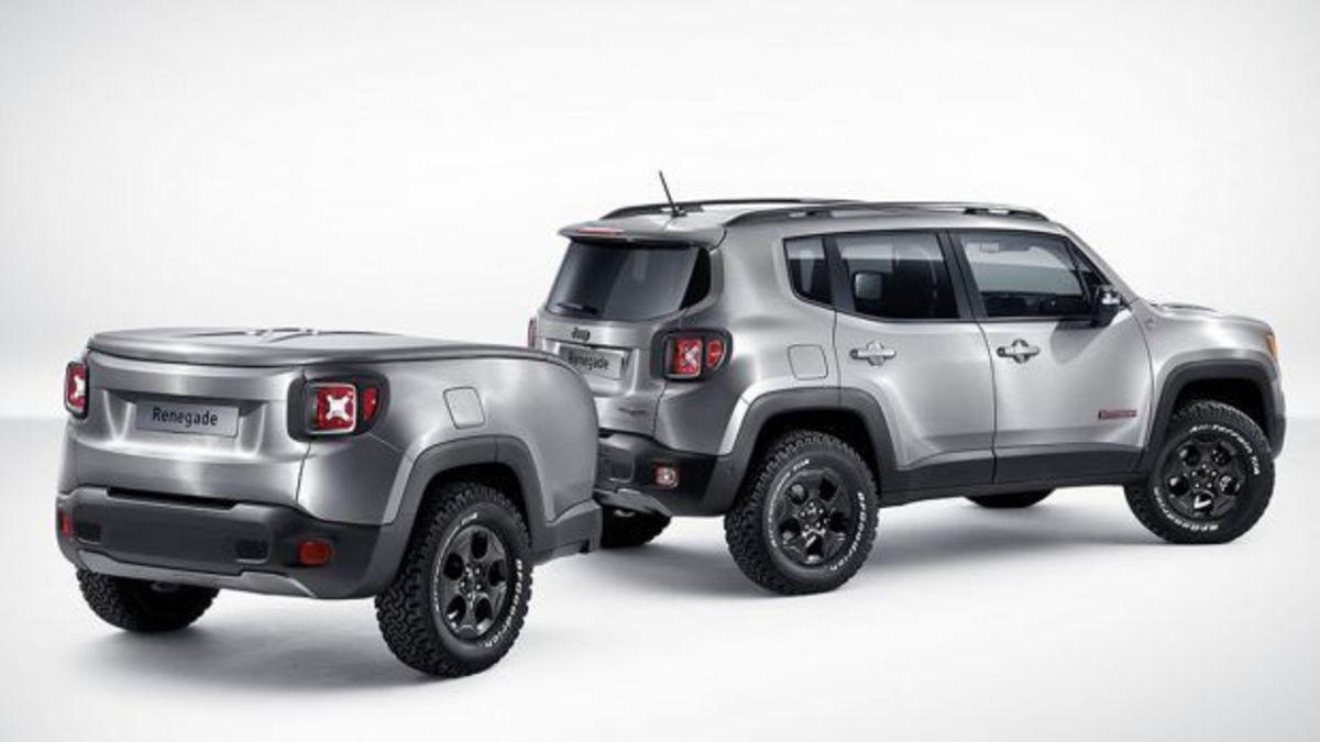Νέο Renegade Hard Steel από τη Jeep στη Γενεύη | Newsit.gr