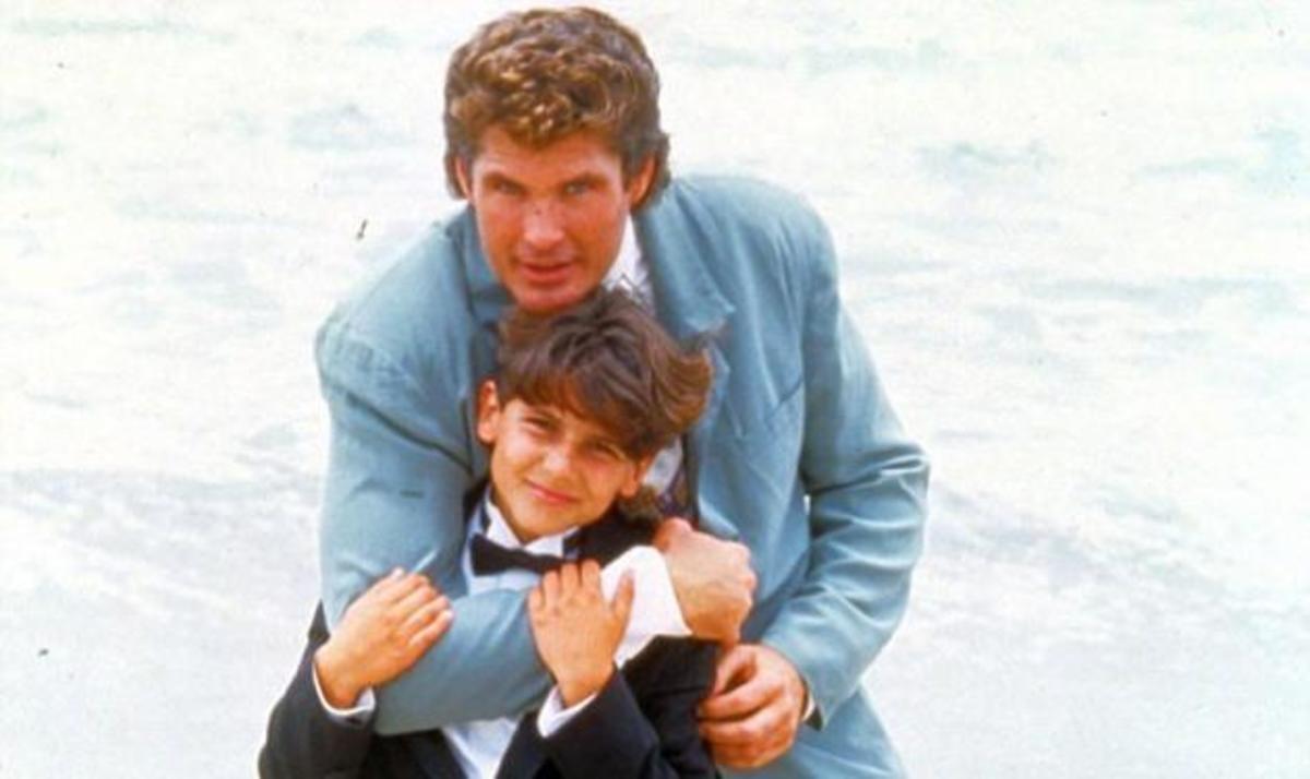 O τηλεοπτικός γιος του D. Hasselhoff, μεγάλωσε, ερωτεύτηκε και παντρεύτηκε! Φωτογραφίες   Newsit.gr
