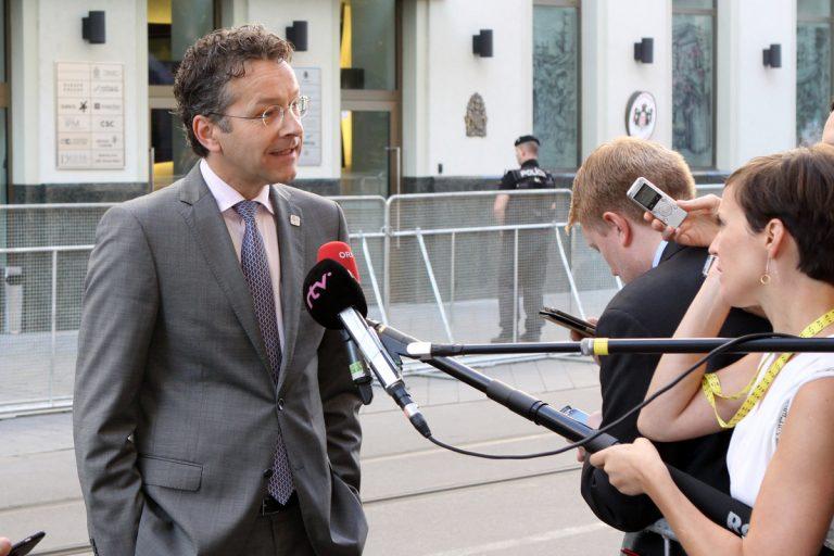 Ντάισελμπλουμ: Η Ελλάδα θα χρεοκοπήσει χωρίς το ΔΝΤ | Newsit.gr