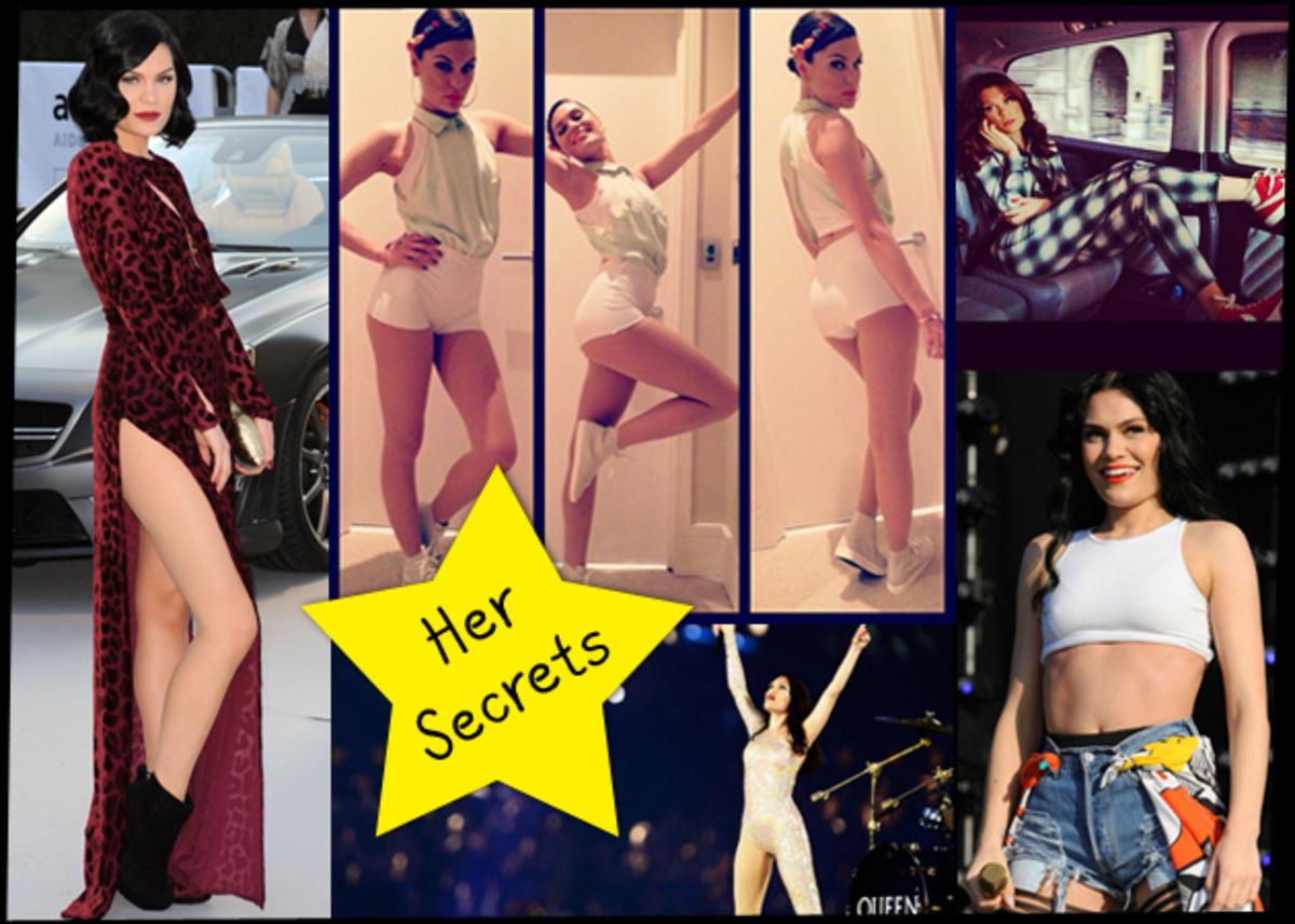 Jessie J! Το κορίτσι από την Αγγλία αποκαλύπτει τα fitness μυστικά τoυ | Newsit.gr