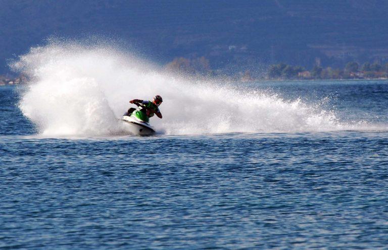 Χαλκίδα: Τραυματίστηκε ελαφρά οδηγός jet ski | Newsit.gr