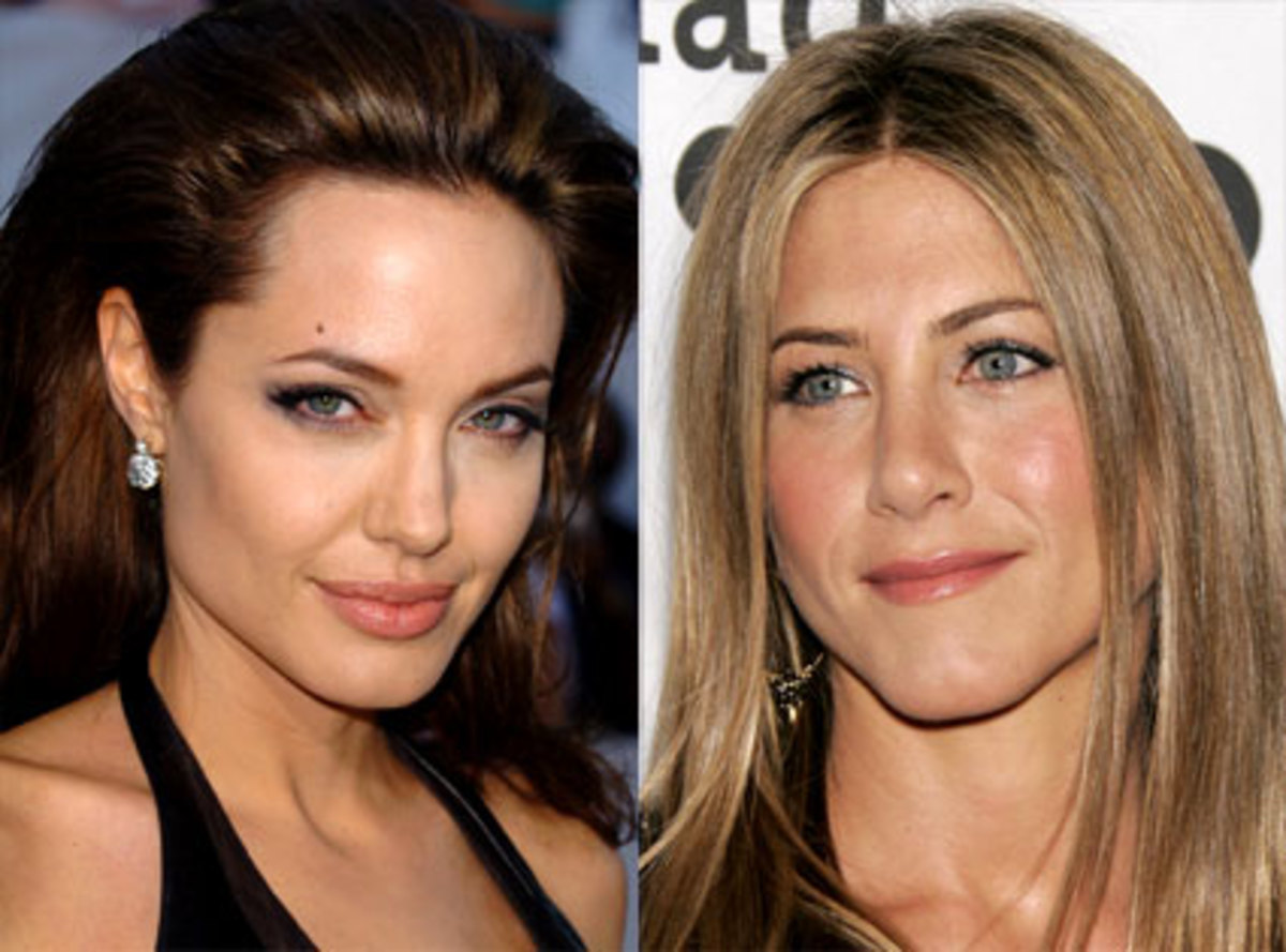 Aniston v.s Jolie:Bγήκαν όλα στη φόρα!   Newsit.gr