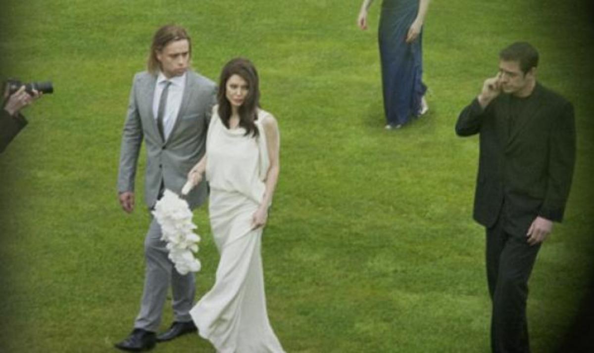 Brangelina: Διέρρευσαν οι πρώτες φωτογραφίες του γάμου τους; | Newsit.gr