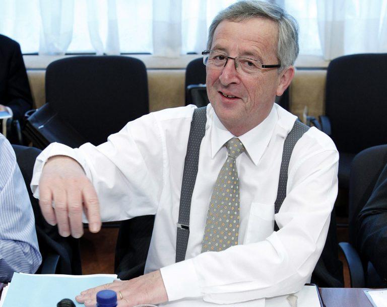Γιούνκερ: «Το ευρώ δεν έχει εξασθενήσει» | Newsit.gr