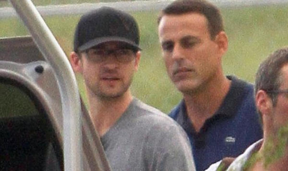 O Justin Timberlake δεν έχει σταματήσει τα bachelor parties! | Newsit.gr