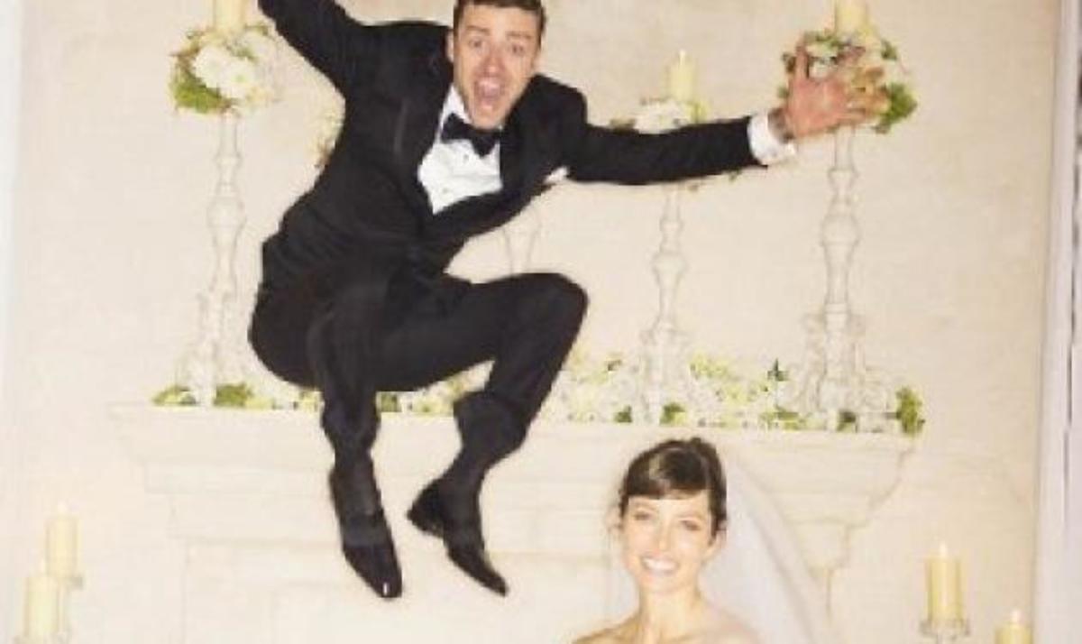 J. Timberlake – J. Biel: H πρώτη φωτογραφία του γάμου τους! | Newsit.gr
