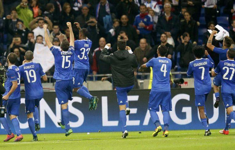 Champions League: Μέγας είσαι Μπουφόν! Πέρασε από τη Λιόν η Γιουβέντους [vids]   Newsit.gr