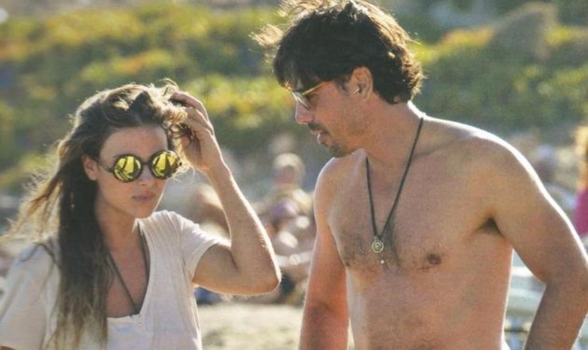 Δ. Καμπούρη – Β. Ταρασιάδης: Ρομαντικές διακοπές στη Μύκονο! Φωτογραφίες | Newsit.gr