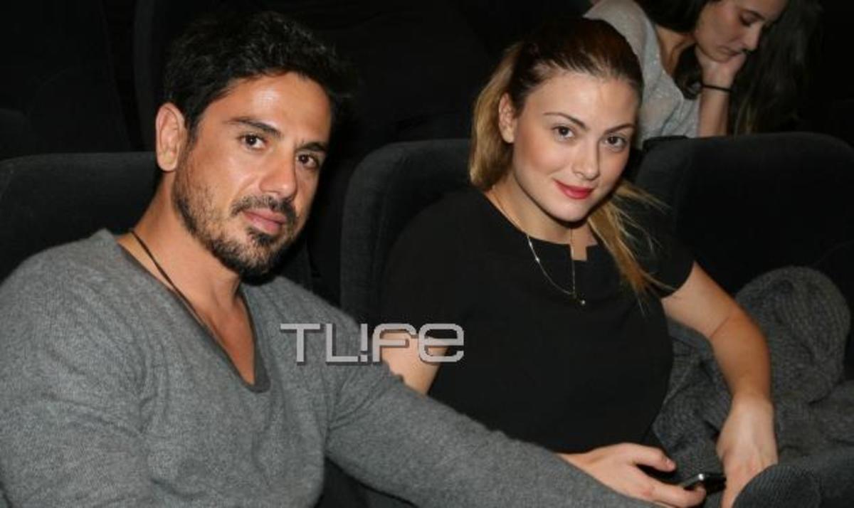 Δ. Καμπούρη – Β. Ταρασιάδης: Ζουν τον έρωτά τους! Φωτογραφίες | Newsit.gr
