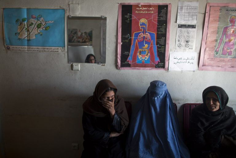 Αφγανιστάν: Διαδήλωση για την κακοποίηση των γυναικών | Newsit.gr