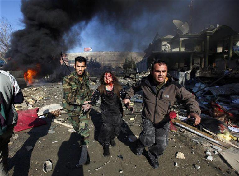 Πεδίο μάχης η πρωτεύουσα του Αφγανιστάν   Newsit.gr