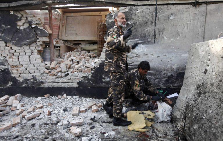 Δυο νεκροί σε επίθεση αυτοκτονίας στην Καμπούλ | Newsit.gr
