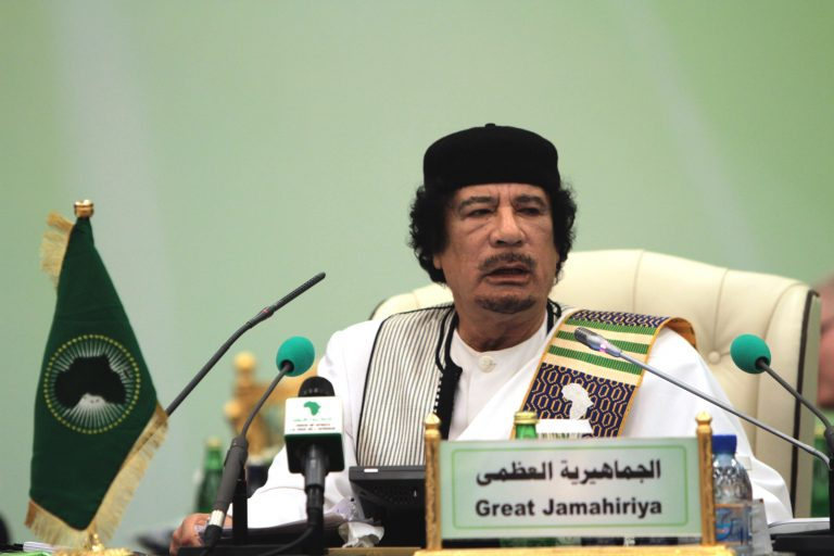 O γιος του Καντάφι κρύβεται σε νοσοκομείο της Σύρτης | Newsit.gr