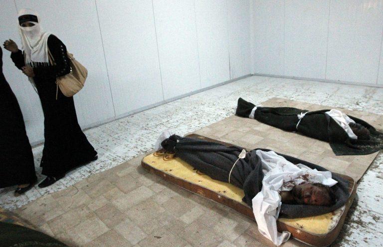 Η κηδεία του Καντάφι – Δείτε το βίντεο | Newsit.gr
