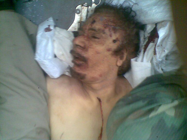 Τέλος εποχής – Νεκρός ο Καντάφι – Βίντεο και φωτογραφίες | Newsit.gr