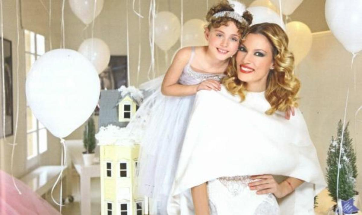 Β. Καγιά: «Ο ερχομός ενός παιδιού αλλάζει τα πράγματα στην οικογένεια!»   Newsit.gr