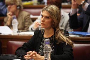 """Η Εύα Καΐλή ζητά να αυξηθεί η αστυνομική της φρουρά – """"Δέχομαι απειλές""""!"""