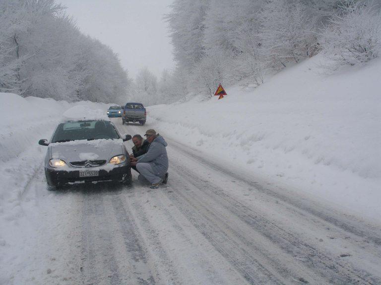 Στην «κατάψυξη» όλη η χώρα με πολικές θερμοκρασίες και χιόνια ακόμη και στην Αττική – Ποιες περιοχές θα πλήξει η κακοκαιρία | Newsit.gr