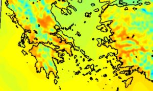 Καιρός: Νέα άνοδος θερμοκρασίας σήμερα Τετάρτη 26/04/2017