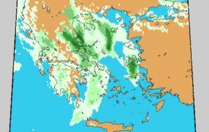 Καιρός Αθήνα – Θεσσαλονίκη: Παγετός, βροχές και χιόνια [meteo]