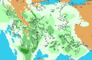 Καιρός Αθήνα – Θεσσαλονίκη: Βροχές και χιόνια [meteo]