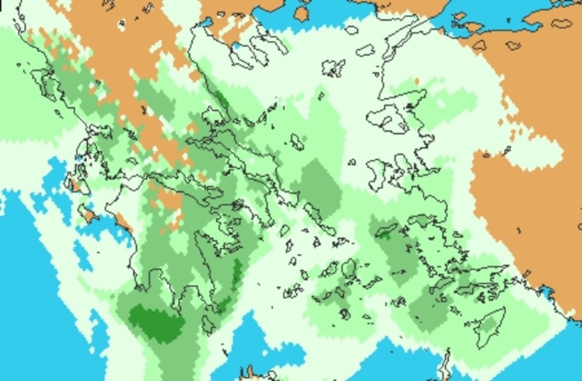 Καιρός Αθήνα – Θεσσαλονίκη: Βροχές και χιόνια [meteo] | Newsit.gr