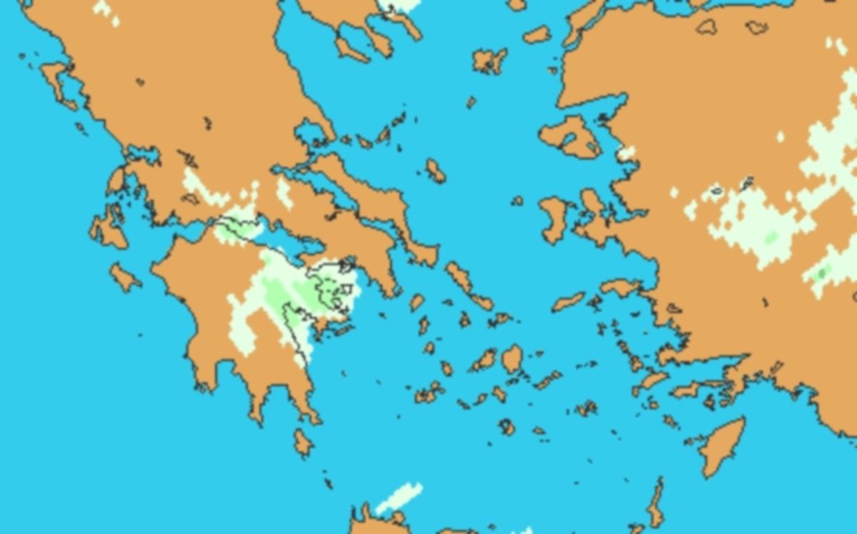 Καιρός Αθήνα – Θεσσαλονίκη: Βροχές και σήμερα [21/04/2017] | Newsit.gr