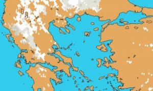 Καιρός Θεσσαλονίκη – Αθήνα: Δείτε που θα χιονίσει [pics]