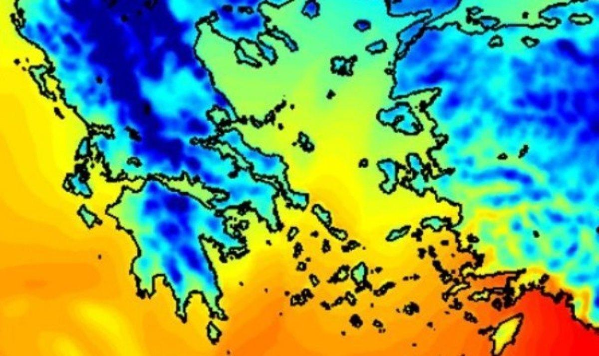 Καιρός – EMY: Τι καιρό θα κάνει στην Αθήνα | Newsit.gr