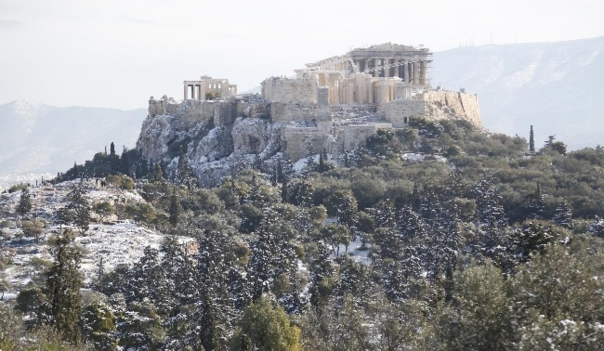 Καιρός με καταιγίδες και χιόνια – Που θα χτυπήσει η κακοκαιρία [meteo] | Newsit.gr