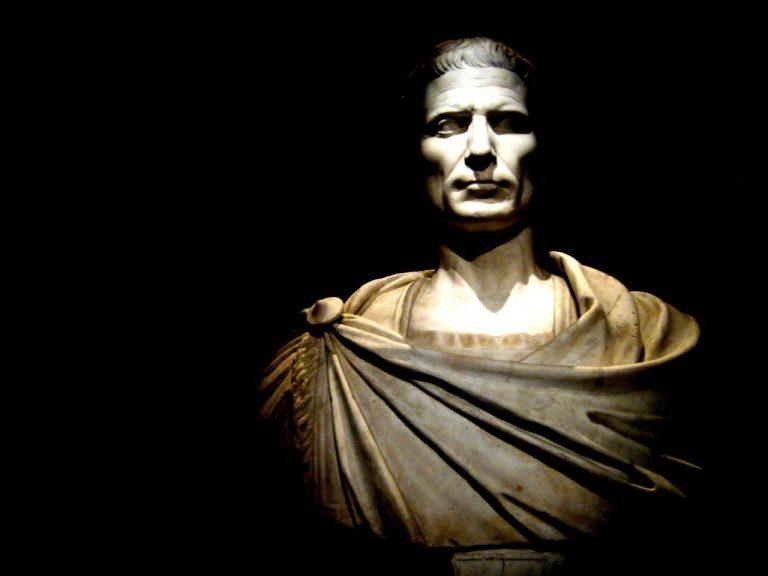 Βρήκαν το μέρος που δολοφονήθηκε ο Ιούλιος Καίσαρας | Newsit.gr