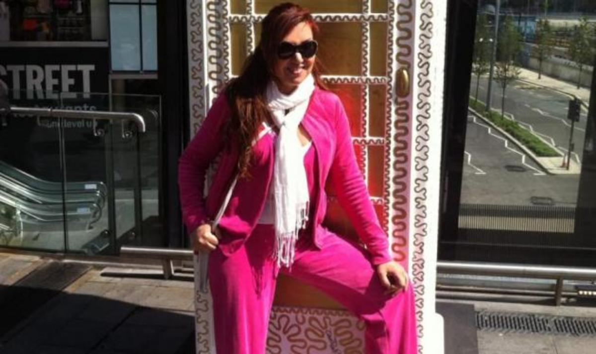 Τι έκανε η Καίτη Γαρμπή στο Λονδίνο; Βίντεο | Newsit.gr