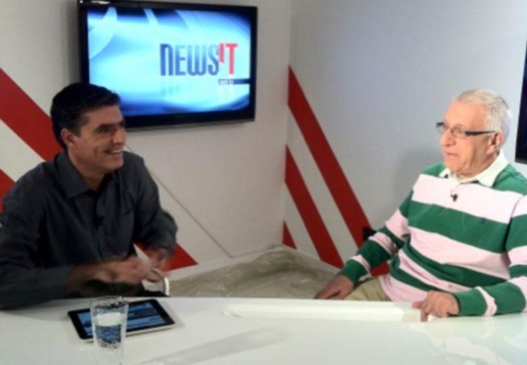 """Ν. Κακλαμάνης στο Newsit: """"Ετοιμάζω δεύτερη ανατίναξη!""""   Newsit.gr"""