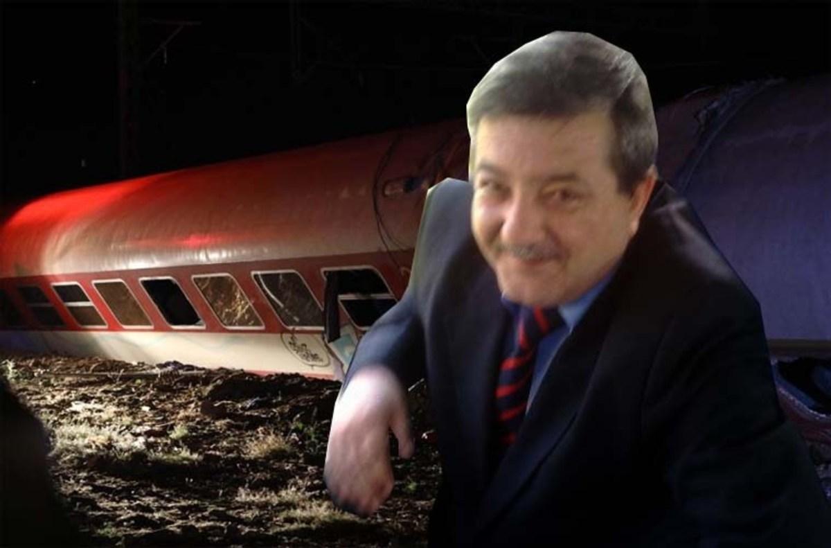 Εκτροχιασμός τρένου – Συγκλονιστική μαρτυρία: Άφησε τον σταυρό του σε πυροσβέστη…! | Newsit.gr