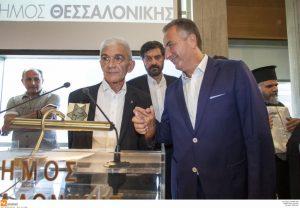 «'Ονειρα θερινής νυχτός» τα σχέδια Μπουτάρη για τη Θεσσαλονίκη του 2030 λέει ο Σ. Καλαφάτης