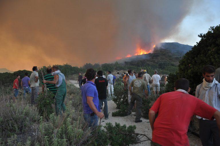 51 φωτιές σε όλη την Ελλάδα – Ολα τα μέτωπα   Newsit.gr
